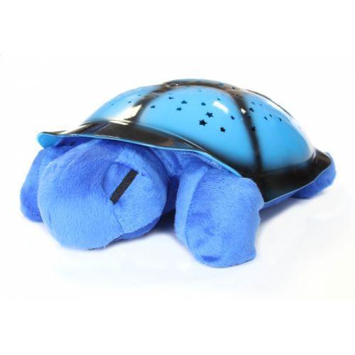 Музыкальный ночник-проектор «ЗВЕЗДНАЯ ЧЕРЕПАШКА»голубая