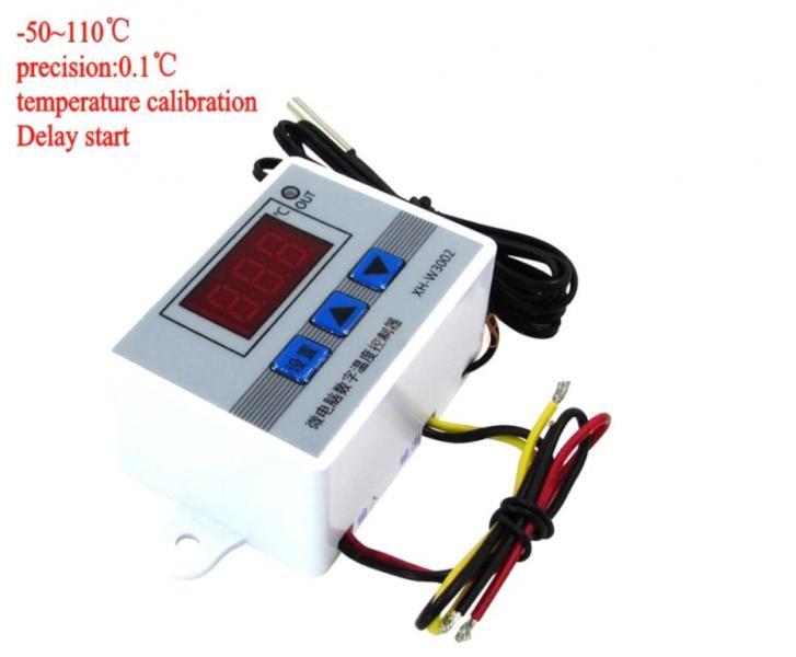 Термостат , Терморегулятор 220 В 10A