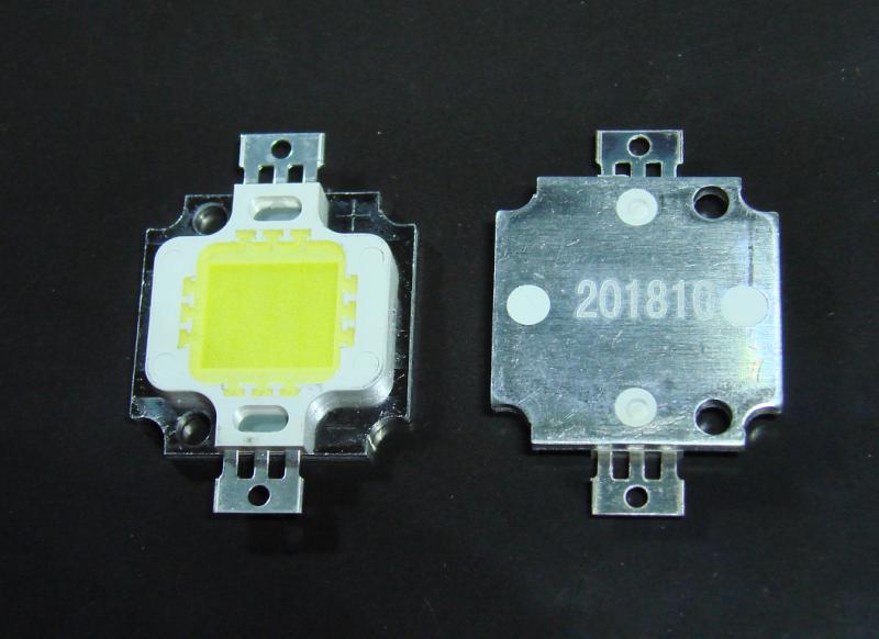 Светодиод 10W для прожекторов