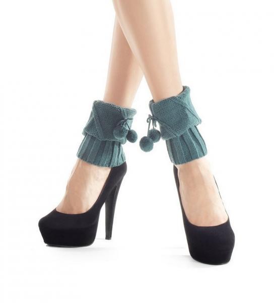 Гетры женские GETRY MARILYN PEPPY SHORT A75_conf носочки Женские чулочно-носочные изделия Польша