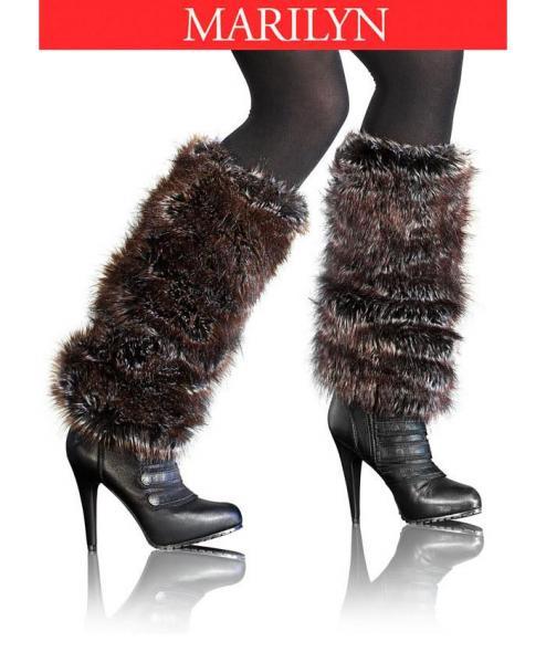 Гетры женские GETRY MARILYN YETI 890_conf носочки Женские чулочно-носочные изделия Польша