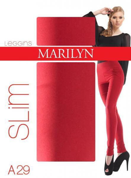 Леггинсы женские LEGGINSY MARILYN SLIM A29 180_conf лосины-180 DEN Леггинсы и лосины для женщин Польша