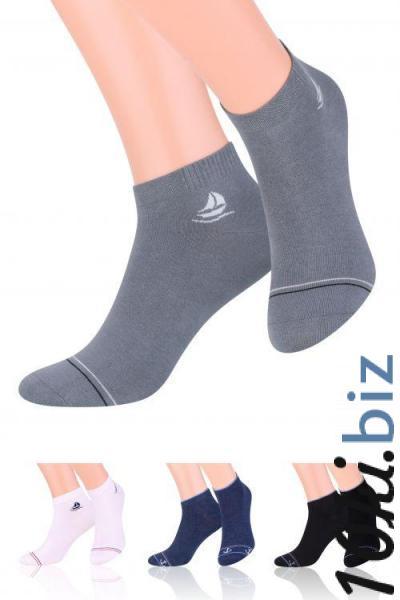 Носки мужские короткие следы SKARPETY STEVEN 117_conf подследники Мужские чулочно-носочные изделия Польша Мужские носки в Украине