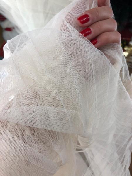 Фото Платья женские, Одежда женская ЭЛЕГАНТНОЕ ПЛАТЬЕ ИЗ ВОЗДУШНОГО СТРУЯЩЕГОСЯ ФАТИНА