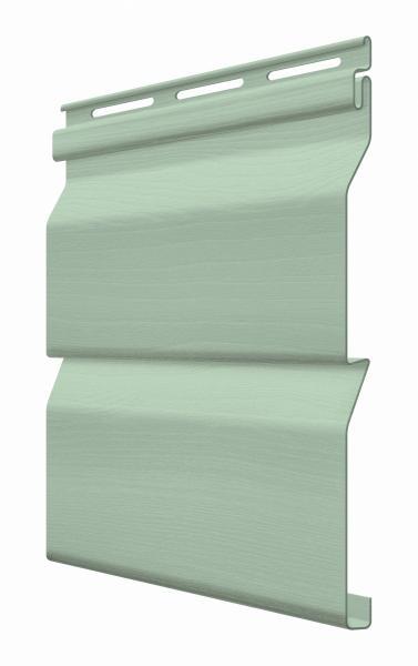 FaSiding - фасадный виниловый сайдинг - Панель Папоротник 3,85 х 0,255 м