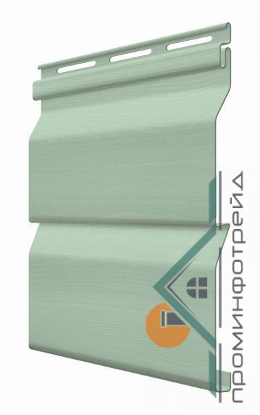 Фото Сайдинг, FaSiding , Стандарт FaSiding - фасадный виниловый сайдинг - Панель Папоротник 3,85 х 0,255 м