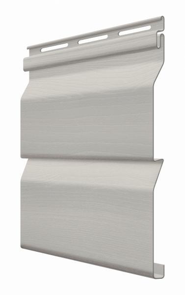 FaSiding - фасадный виниловый сайдинг - Панель Маковые зерна 3,85 х 0,255 м