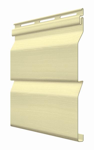 FaSiding - фасадный виниловый сайдинг - Панель Мимоза 3,85 х 0,255 м