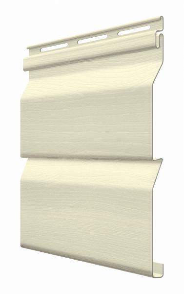 FaSiding - фасадный виниловый сайдинг - Панель Пшеница 3,85 х 0,255 м
