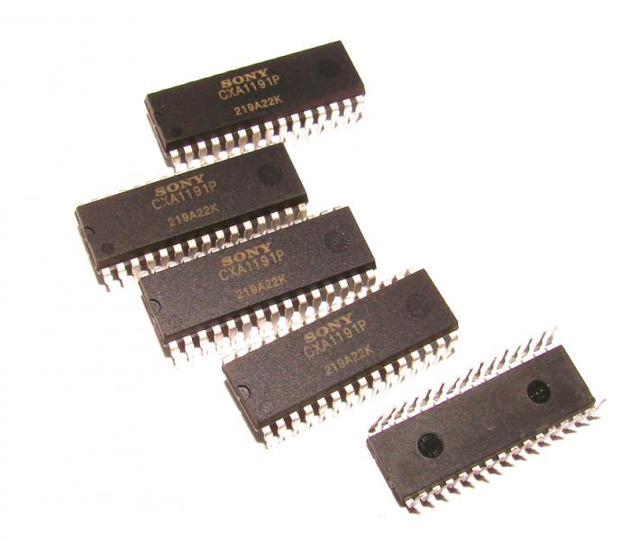 Микросхема CXA1191P б/у