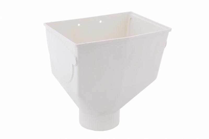 PROFiL – пластиковые водосточные системы - Горло желоба 130 белое
