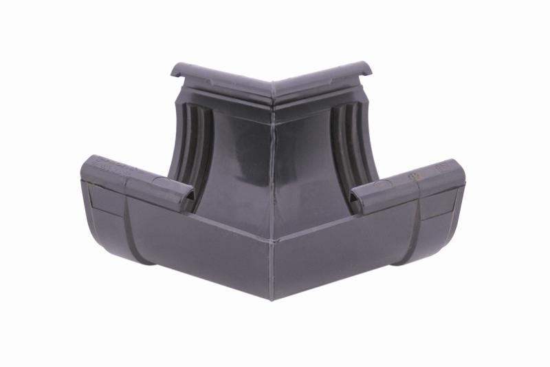 PROFiL – пластиковые водосточные системы - Угол внутренний 90 графитовый 135°