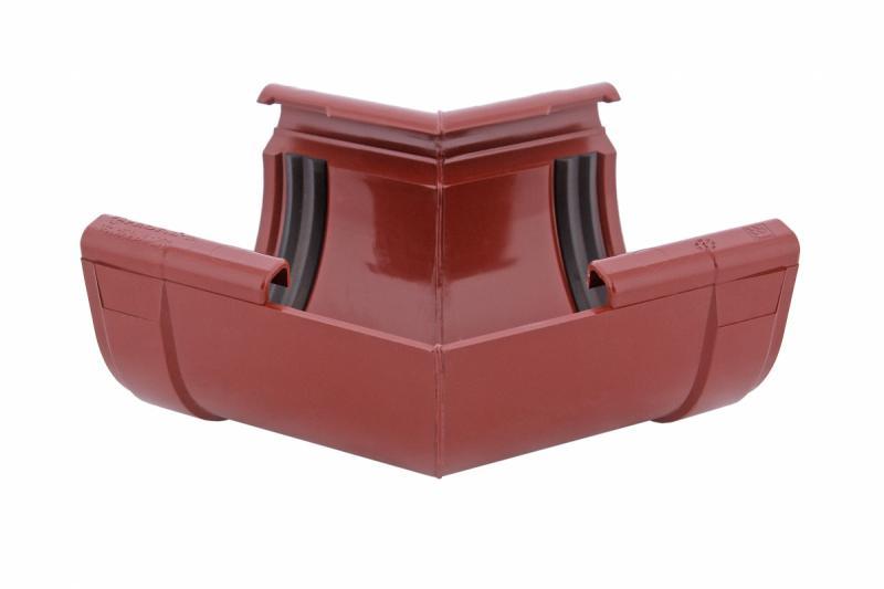 PROFiL – пластиковые водосточные системы - Угол внутренний 130 кирпичный 135°