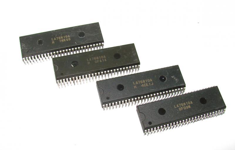 Микросхема LA76810A