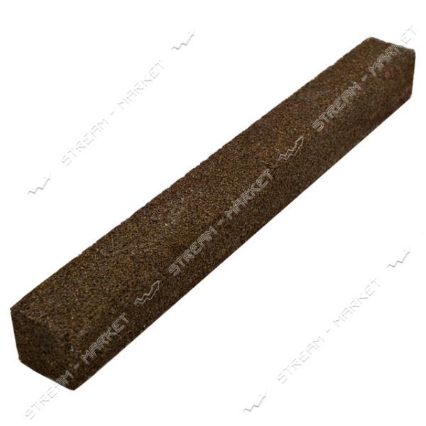Брусок точильный для заточки ножей 14А 150х16х16мм среднезернистый