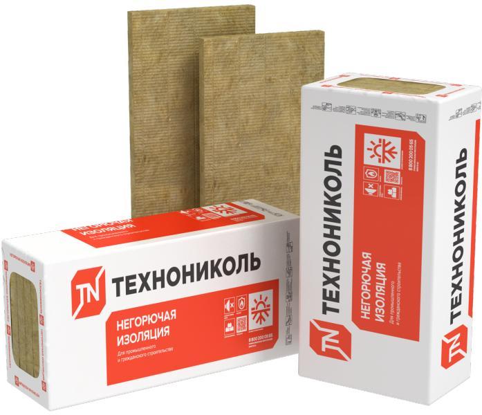 Утеплитель ТехноНИКОЛЬ ТЕХНОРУФ 45 1200х600х50 мм 4 плит