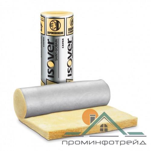 Фото Утеплитель, Теплоизоляция  ISOVER на основе стекловолокна ISOVER Сауна