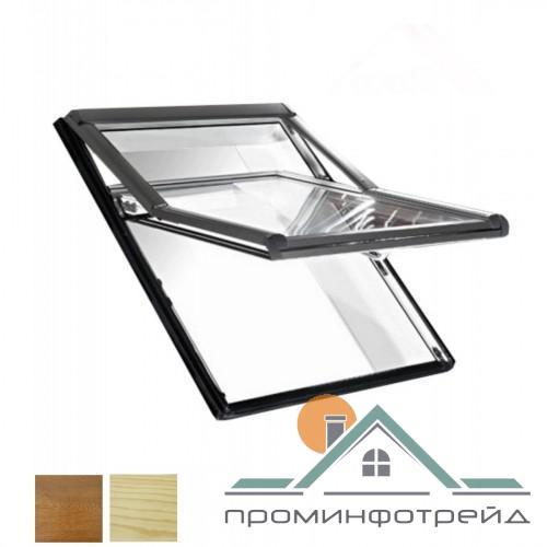 Фото Мансардные окна, Designo R7 с поднятой осью поворота створки Мансардное окно с поднятой осью поворота Designo R7