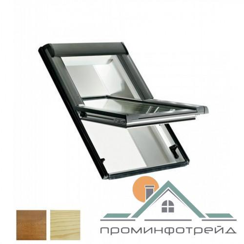 Фото Мансардные окна, Designo R4 с центральной осью поворота створки Окно Designo R4