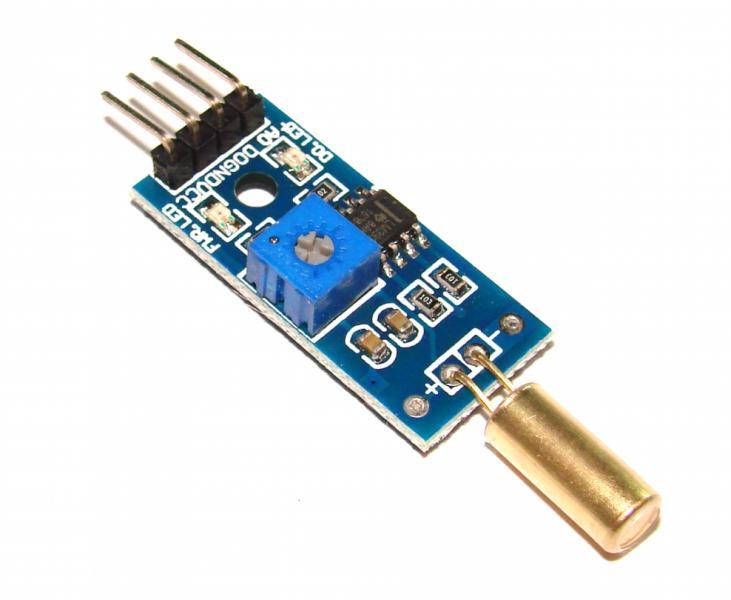 Датчик вибрации и наклона SW520D