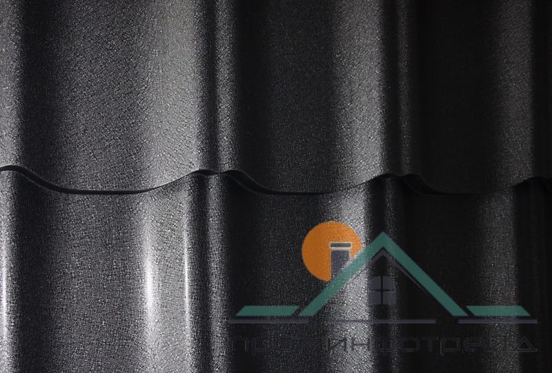 Фото Металлочерепица, Металлочерепица Максима/Эра Металлочерепица Максима/Эра МPE (Матовый Полиестер), 0,50 мм, MgZn130 Thyssen krupp Немец (Гарантия 30 лет)