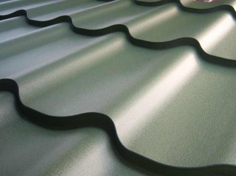 Металлочерепица Гранд/Классика (Монтеррей) МPE (Матовый Полиестер), 0,45 мм, Азия (Гарантия 5 лет)
