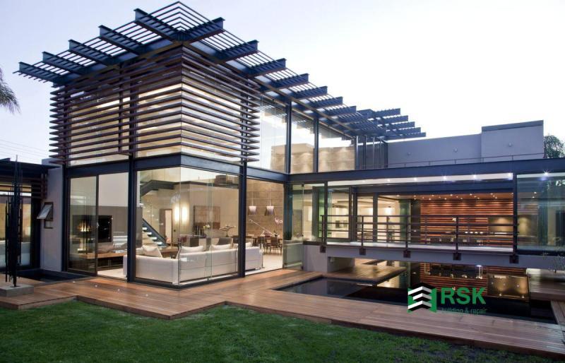 Строительство и ремонт любых типов недвижимости