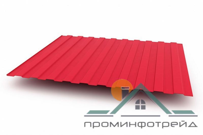 Фото Профнастил, Профнастил С-8, Стеновой Профнастил С-8, Стеновой, Цинк, Украина 0,4 мм