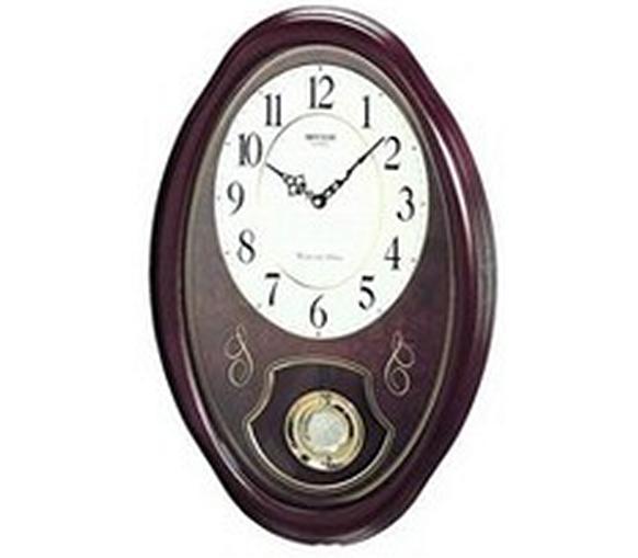 Часы настенные с боем,дерево- japan,ассортимент