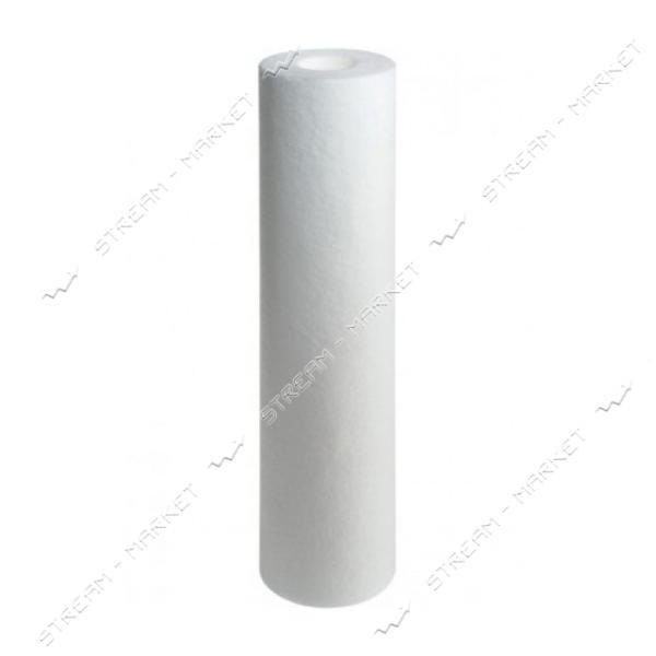 Элемент фильтрующий из полипропиленового волокна 1 мкр 10'х2 1/2'