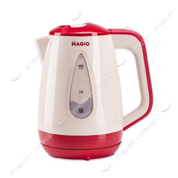 Электрочайник Magio MG-520 пластик 2200Вт 1, 7л