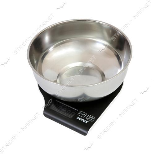 Весы кухонные Rotex RSK11-P 5кг