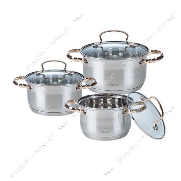 Набор посуды Maestro MR-3516-6M