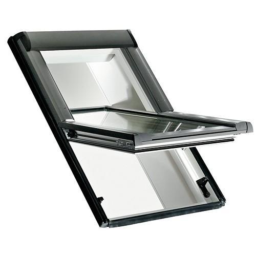 Мансардное окно Designo R69P KK WD RotoTronic EF 09/16