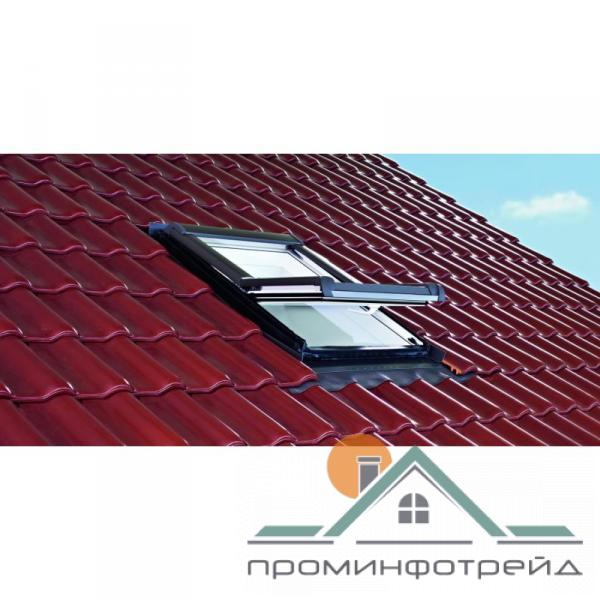 Фото Мансардные окна Мансардное окно Designo R45 KG RotoTronic EF 06/11