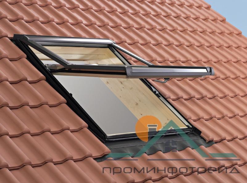 Фото Мансардные окна Мансардное окно Designo R75 H 06/14
