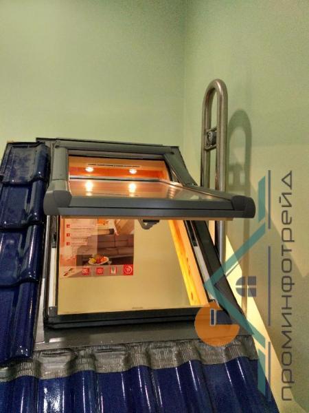 Фото Мансардные окна Мансардное окно Designo R75 H WD 06/11