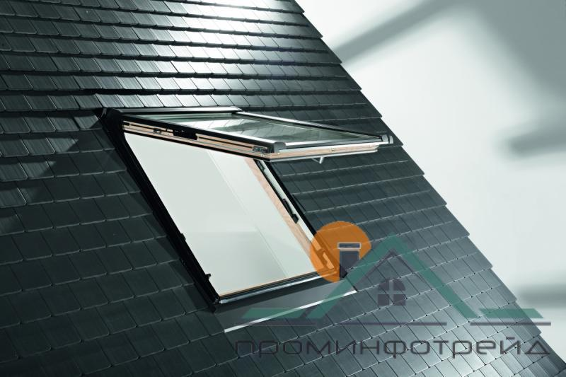 Фото Мансардные окна Мансардное окно Designo R85 H WD 05/09