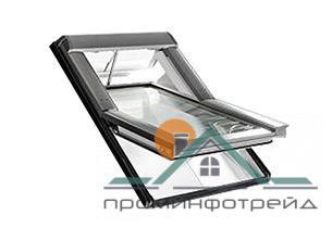 Фото Мансардные окна Мансардное окно Designo R45 H RotoTronic E 05/07