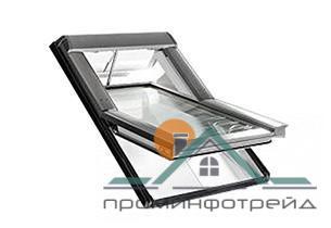 Фото Мансардные окна Мансардное окно Designo R45 H RotoTronic E 05/09