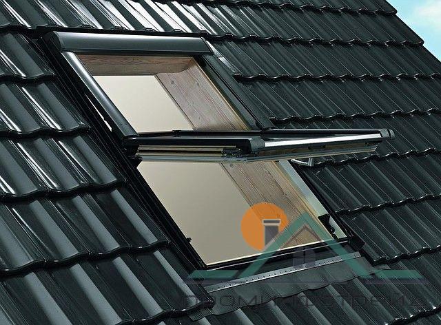 Фото Мансардные окна Мансардное окно Designo R65 H WD 07/14