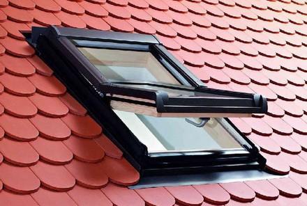 Мансардное окно Designo R45 H RotoTronic E 07/14
