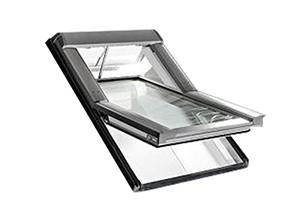 Мансардное окно Designo R45 H WD RotoTronic EF 05/09