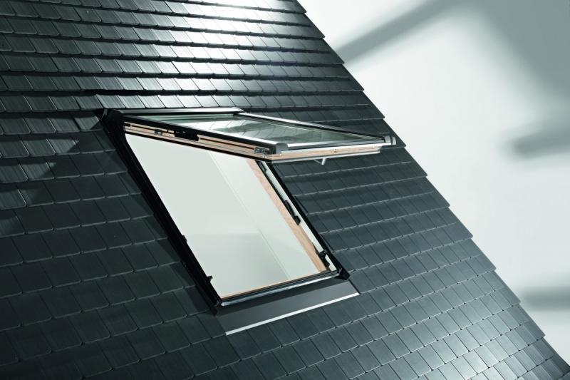 Мансардное окно Designo R85 H WD 09/11