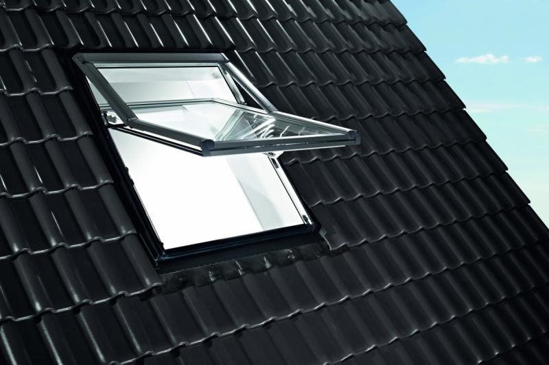 Мансардное окно Designo WDF R79 K W WD AL 09/14