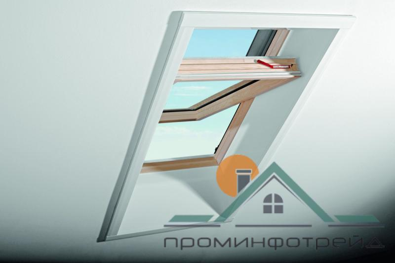 Фото Мансардные окна Мансардное окно Designo R69G H WD 09/11