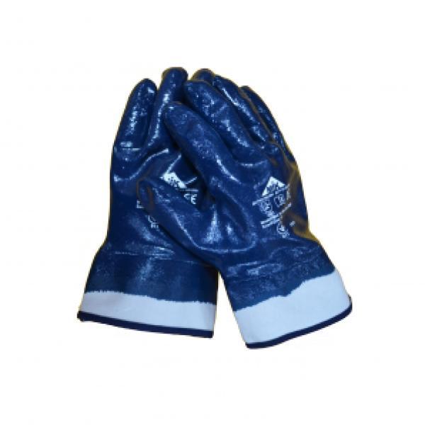 Перчатки с нитрильным полным покрытием Blue Star 0307