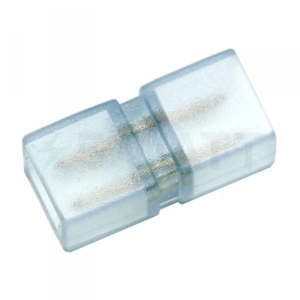Коннектор для светодиодных лент 220В 3528, 5730 (2 разъёма+2pin(2шт.))
