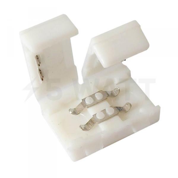 Коннектор для светодиодных лент OEM №1 8mm joint зажим-зажим