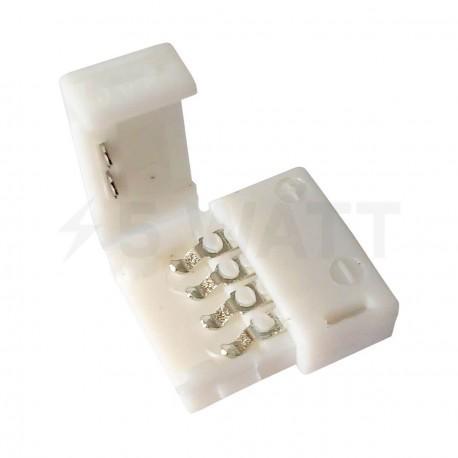 Коннектор для светодиодных лент OEM №3 10mm RGB joint зажим-зажим